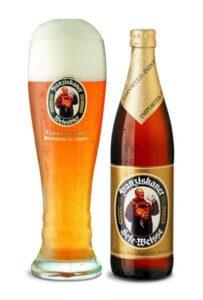 Cerveza de trigo Franzisaner
