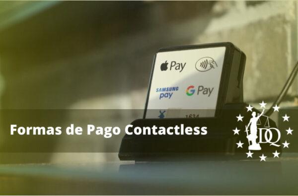 Formas de Pago Contactless en el sector hostelero