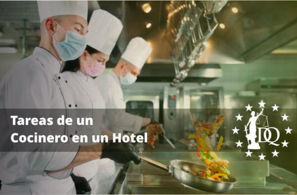 Qué hace un Cocinero en un Hotel