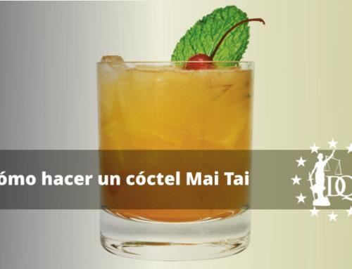 Receta de Mai Tai: Cómo hacer un cóctel Mai Tai   Estudiar Hostelería