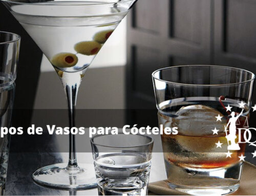 Tipos de Vasos para Cócteles   Estudiar Hostelería Online